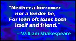 Borrower-nor-lender