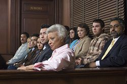 Jury-panel