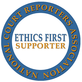 NCRA Ethics First supporter