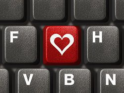 keyboard-with-heart