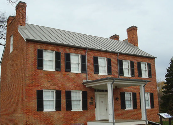 Fairfax Virginia historic site