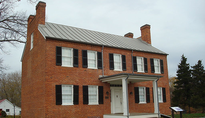 Fairfax Virginia historic site